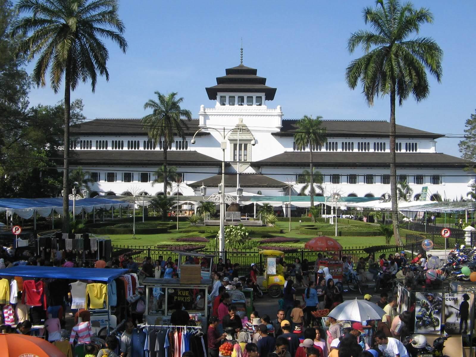 Pourquoi visiter la ville de Bandung en Indonésie