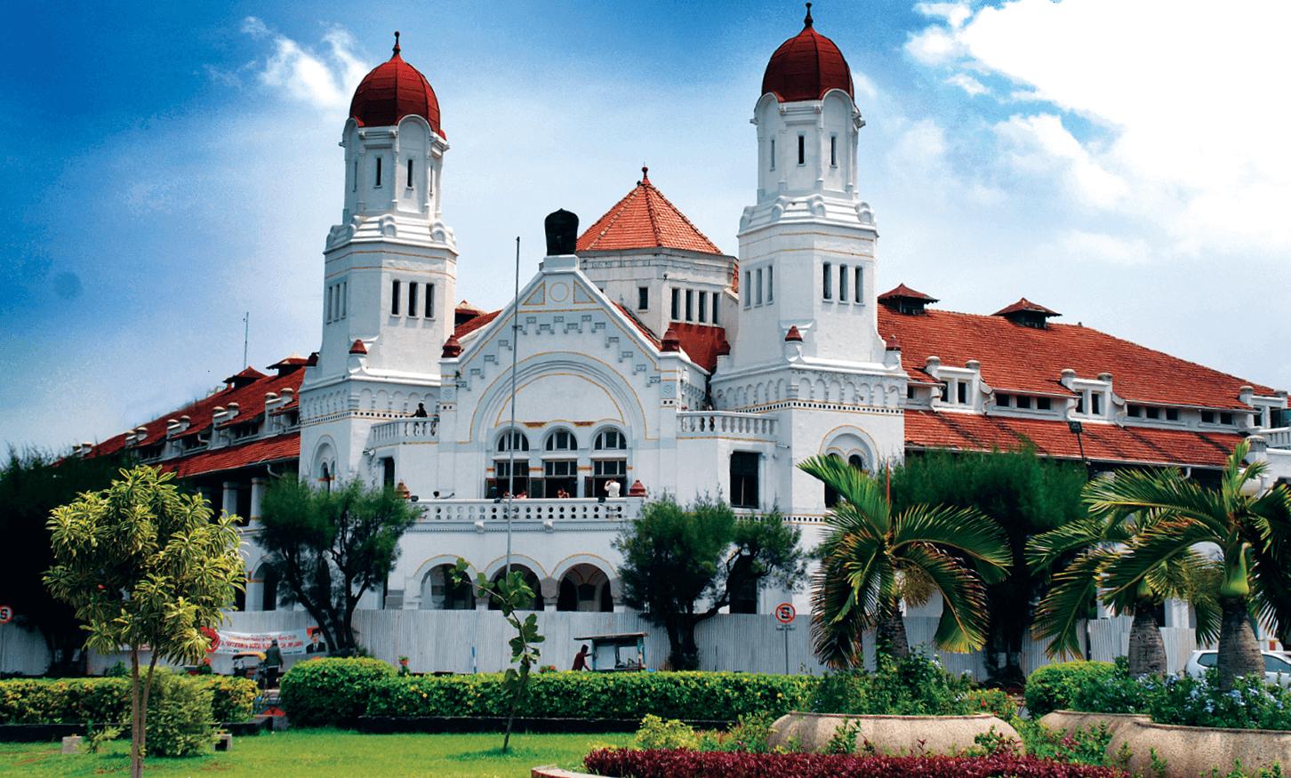 Pourquoi visiter la ville de Semarang en Indonésie ?