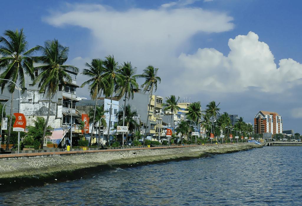 Makassar Indonésie