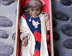 Les voleurs de momies, documentaire sur France 5