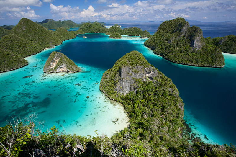 Découvrez les 5 meilleures plages de l'Indonésie