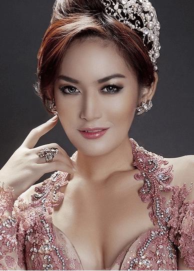 Maria Selena Miss Indonesia