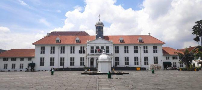 Le Vieux Batavia, un quartier de Jakarta oublié, devenant une attraction touristique