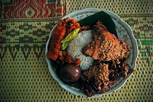 cuisine indonesienne-gudeg-