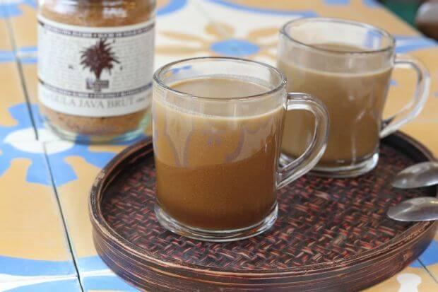 Bajigur boisson indonésie